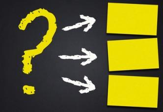 #50778448 - Frage - © MH / Fotolia.com